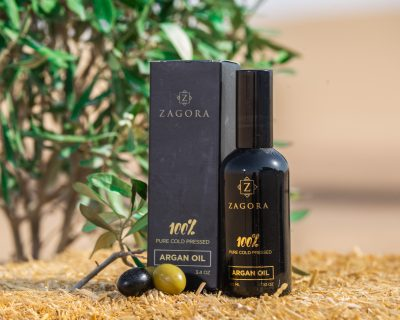 Argan Oil (Cold Pressed) – 100 ml