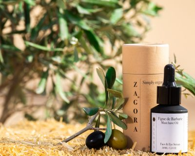 Figue de Barbarie  Barbary Fig Seed Oil – 30 ml